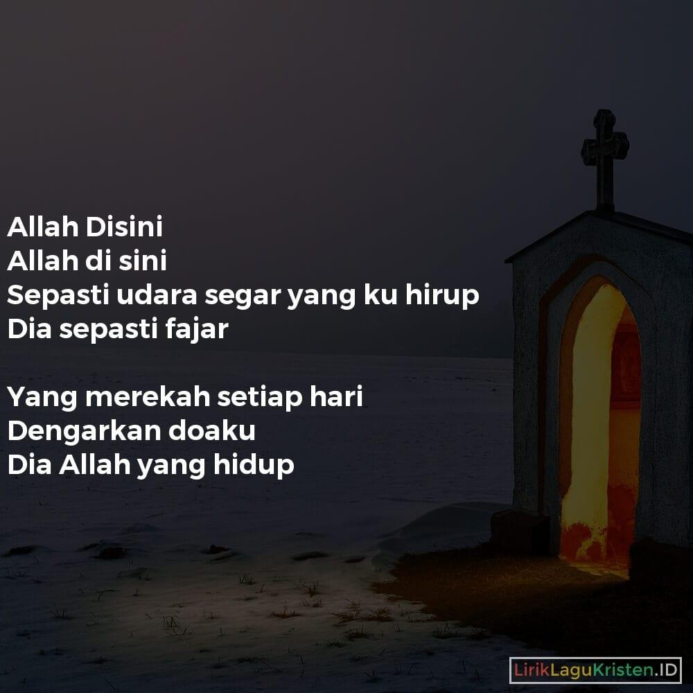Allah Disini