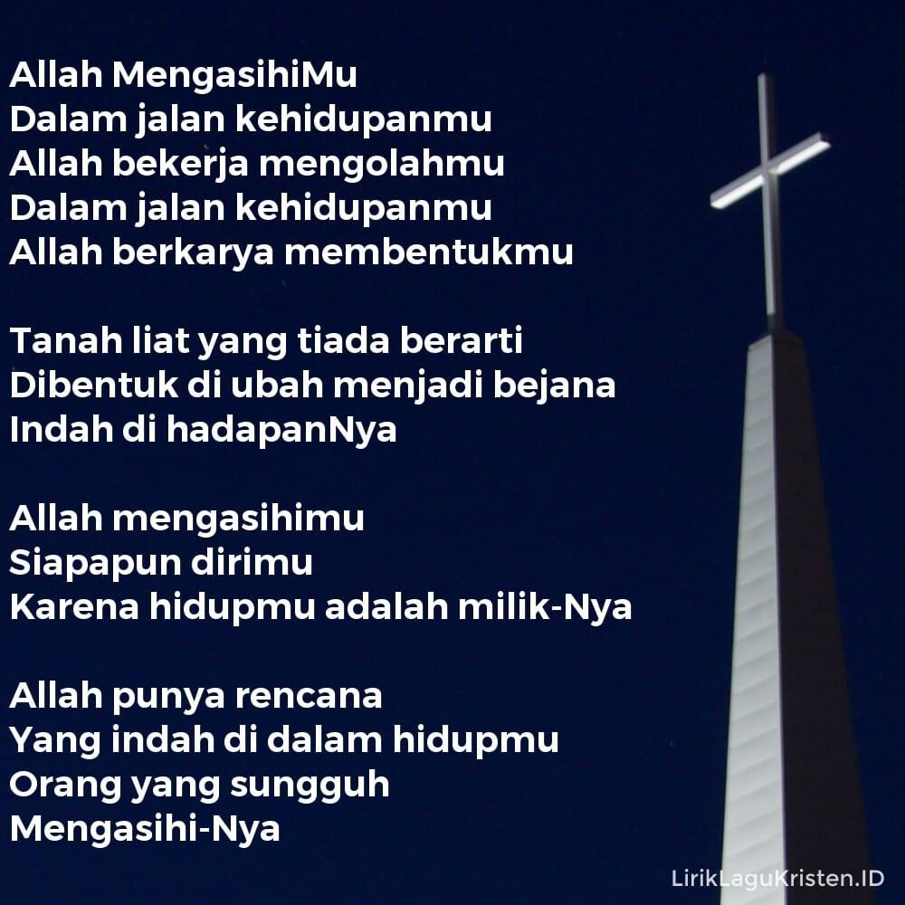 Allah MengasihiMu