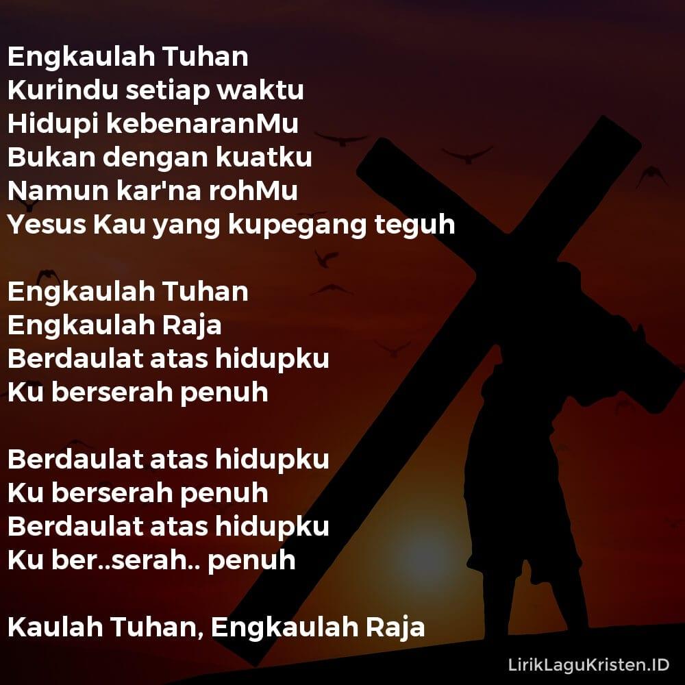 Engkaulah Tuhan