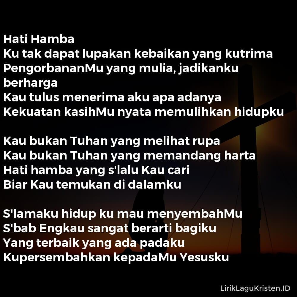 Hati Hamba