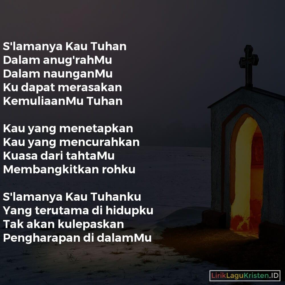 S'lamanya Kau Tuhan