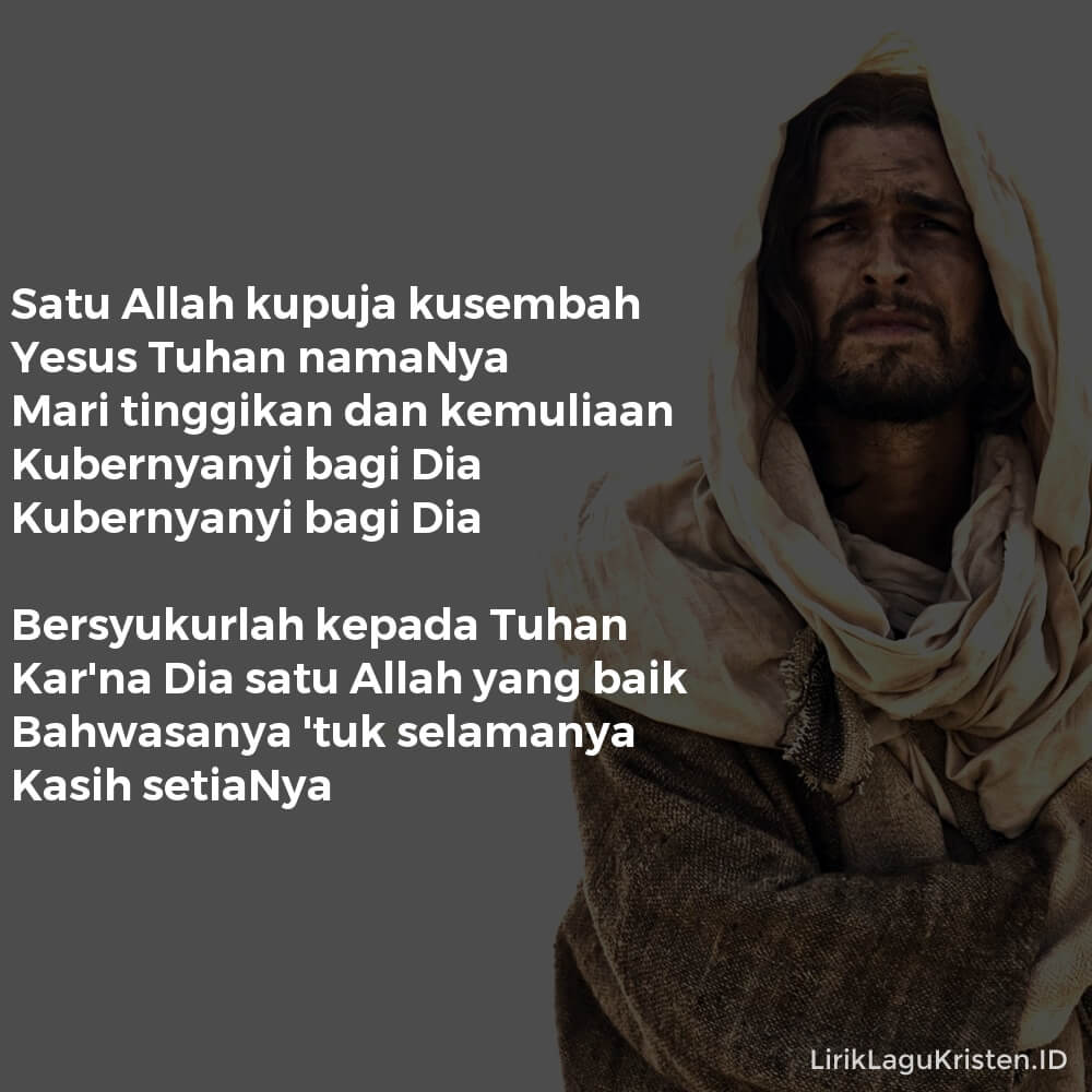 SATU ALLAH