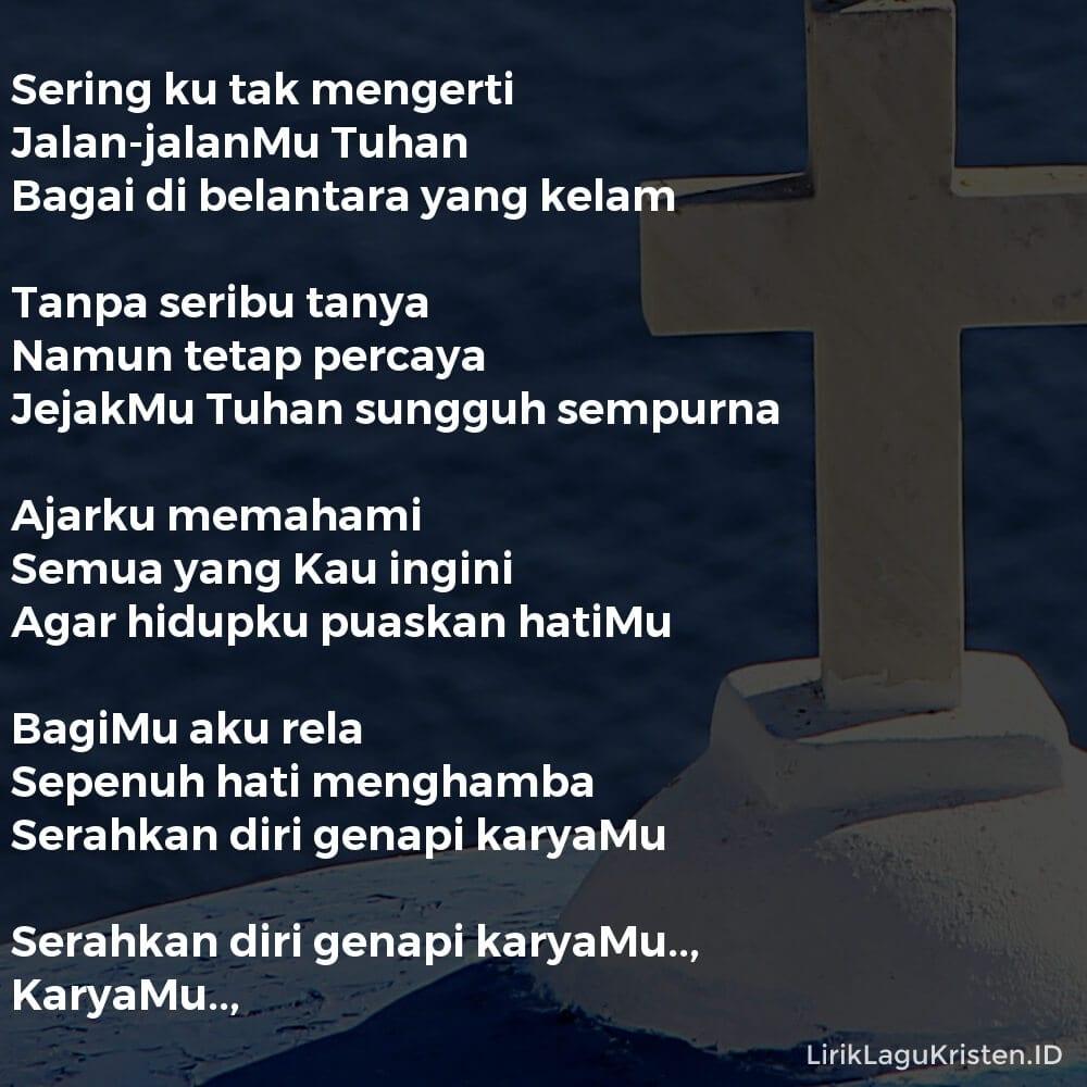 JejakMu Tuhan