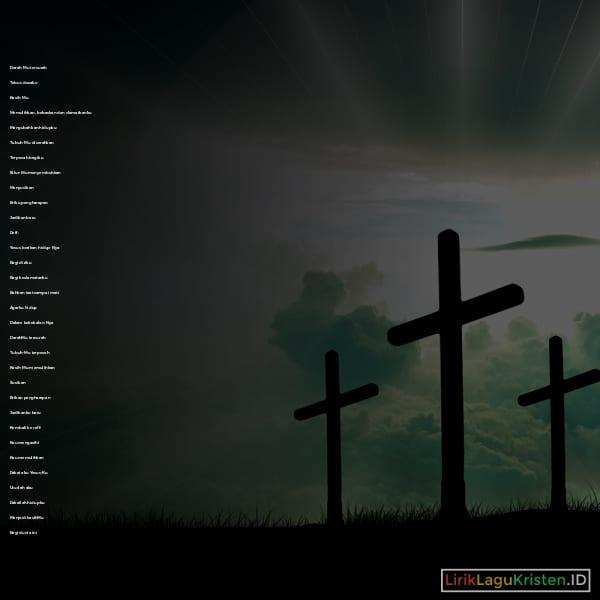 Yesus Berikan Hidup-Nya
